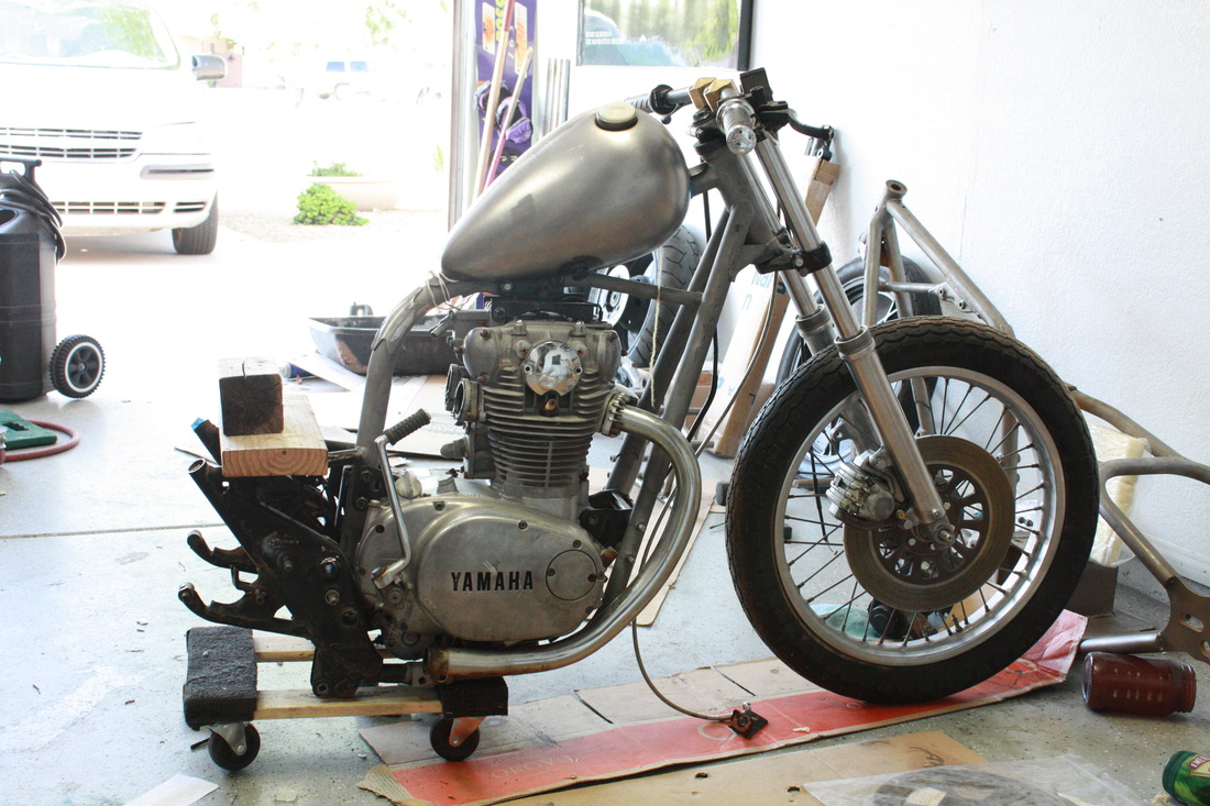 Project Xs650 Shaun Mayfield Kaizen Total Improvement Simple Wiring Diagram Electronic Ignition Bobber