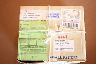Thailand Shipping